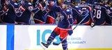 Atkinson scores twice as Columbus tops Ottawa 5-2