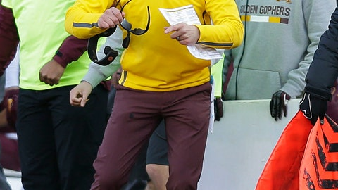 Quarterback Demry Croft to leave Gophers football team