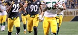 PHOTOS: Packers vs. Steelers