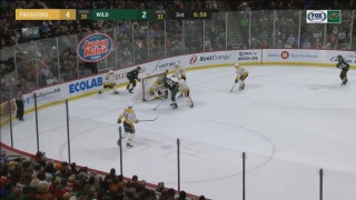 HIGHLIGHTS: Wild score four goals in dramatic third period