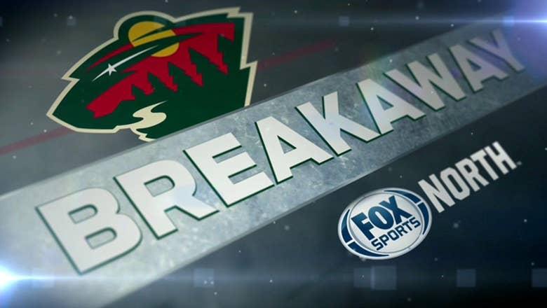 Wild Breakaway: Minnesota shows character in third period