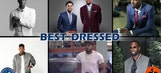 "Who would win ""Best Dressed"" on the Timberwolves?"
