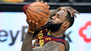 Cris Carter explains how the game has slowed down to a 'walking pace' for LeBron in Year 15