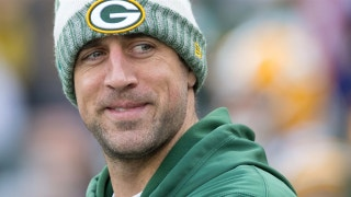 Nick Wright's reasonable expectations for Aaron Rodgers this weekend