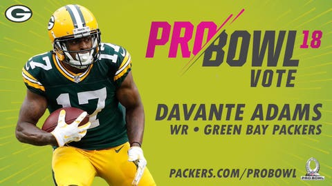 Davante Adams, Packers wide receiver