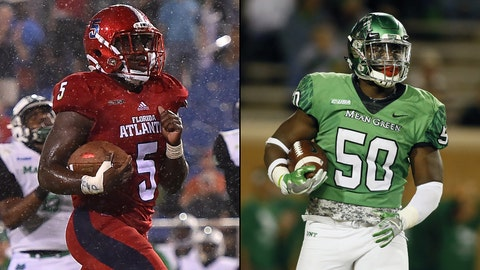 North Texas vs. Florida Atlantic live stream