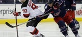 Blue Jackets fail to capitalize on scoring chances in loss to Devils
