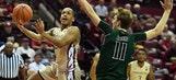 Braian Angola, CJ Walker lift FSU over Loyola-Maryland to remain undefeated