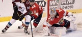 Panthers can't capitalize on opportunities in loss to Avalanche
