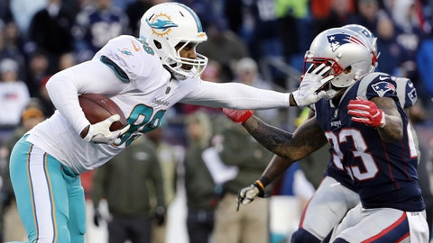 Dolphins vs. Patriots: Five things to watch