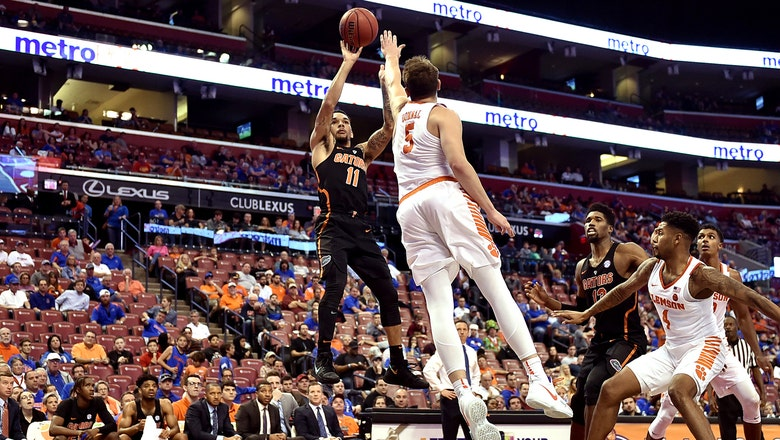 Florida squanders 2nd-half lead, falls to Clemson in Orange Bowl Classic