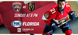 Preview: Panthers take on expansion Golden Knights for first time this season