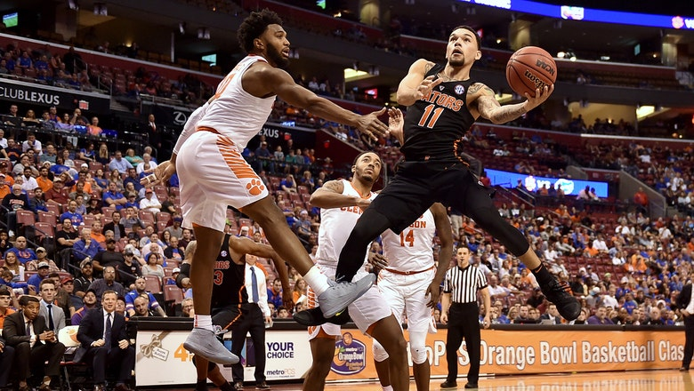 Chris Chiozza pours in 16 as Florida cruises past Incarnate Word