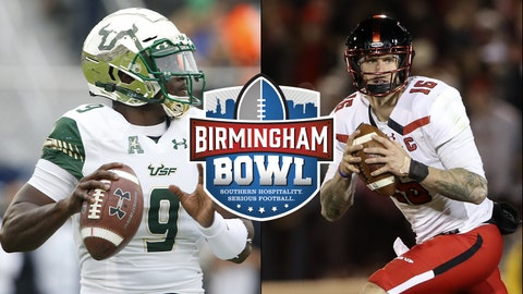 Red Raiders fall to South Florida in Birmingham Bowl, 38-34