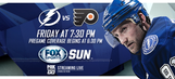 Preview: Lightning try to sweep home back-to-back when Flyers come calling