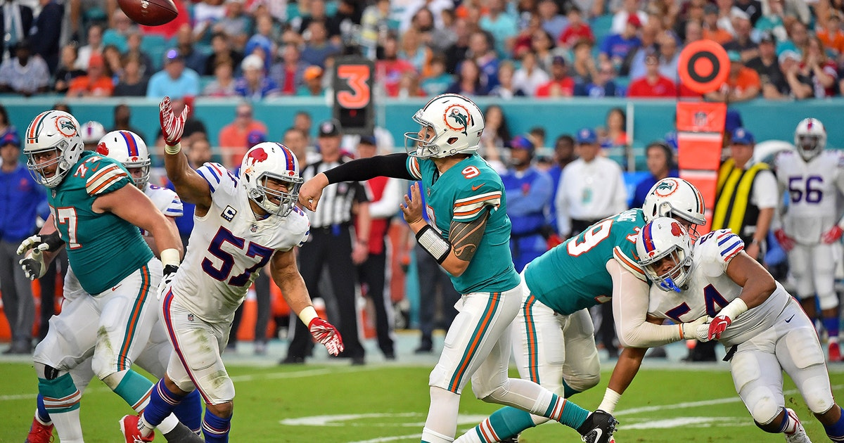 Buffalo Bills 22 Miami Dolphins 16