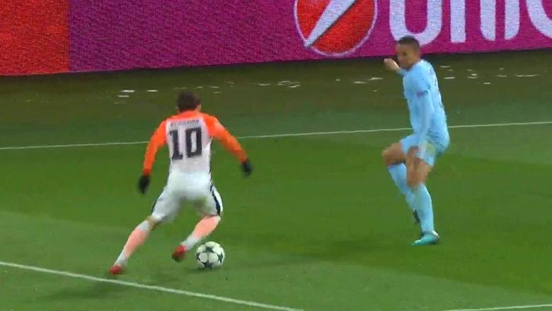 Shakhtar Donetsk vs. Manchester City | 2017-18 UEFA Champions League Highlights