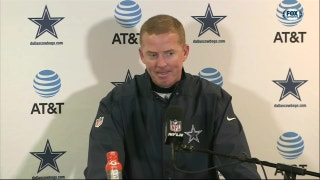 Jason Garrett: 'We have to focus on earning it'