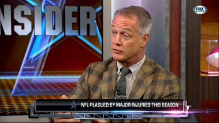 How Will The NFL Deal With The Mass of Injuries | Cowboys Insider