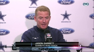 Jason Garrett: 'I've never experienced a walk-off touchback'
