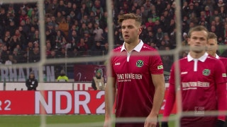 Hannover 96 vs. Bayer Leverkusen | 2017-18 Bundesliga Highlights
