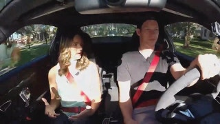 Florida Panthers ride along: Goalie James Reimer