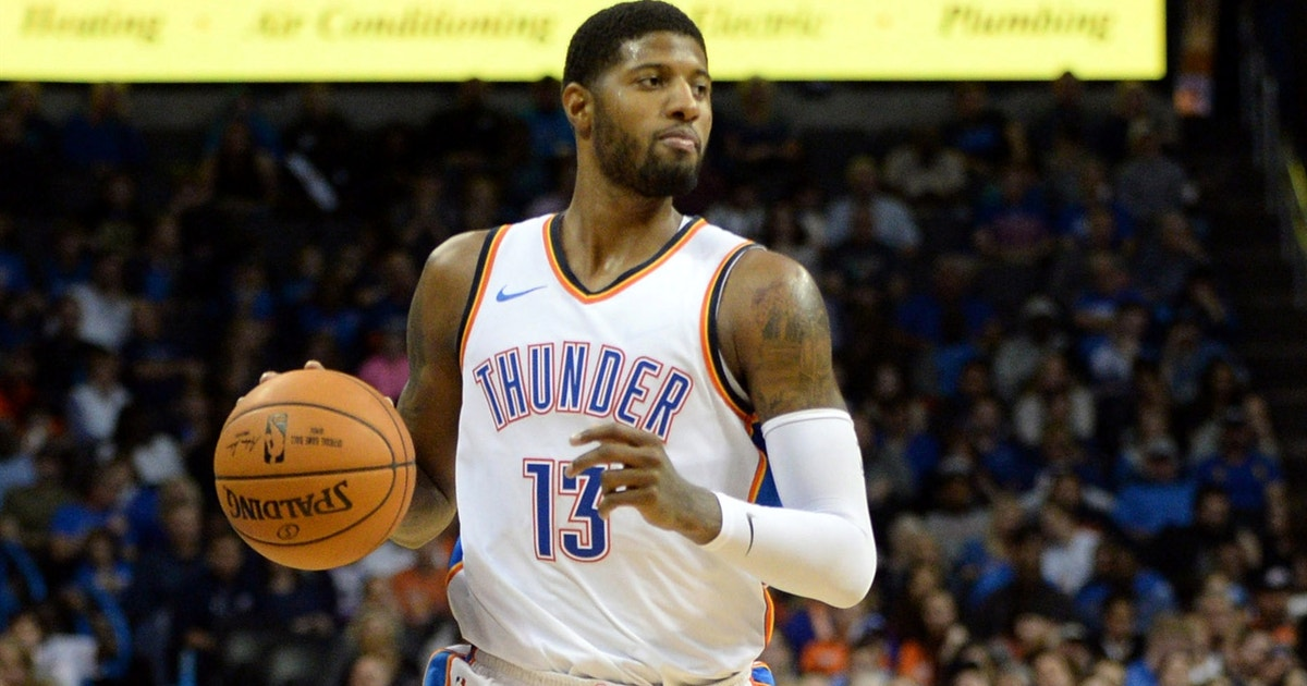 Jason Whitlock explains why Paul George isn't as good as we thought (VIDEO)