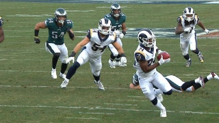Rams' Blake Countess returns blocked punt for TD