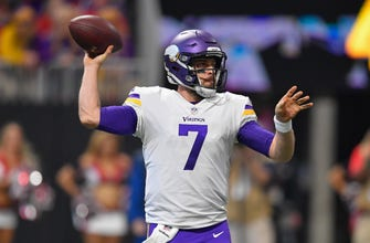 Vikings extend win streak to eight, shut down Falcons 14-9