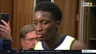 Oladipo: 'I'm trying to be great, and I can't settle for anything less'