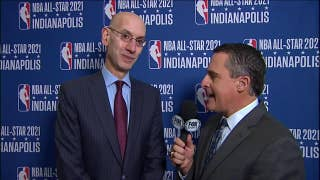 NBA commish Adam Silver on 2021 NBA All-Star Game in Indy: 'This is the heartland of basketball'