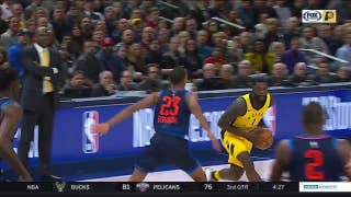 HIGHLIGHTS: Pacers come up short against Thunder