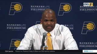 Nate McMillan: 'Everything was stagnant' in Pacers' loss to Thunder