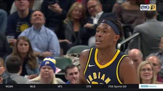 HIGHLIGHTS: Pacers' comeback attempt falls short against Pistons