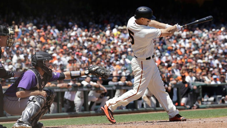 Nick Hundley, Giants agree to a $2.5 million, 1-year deal