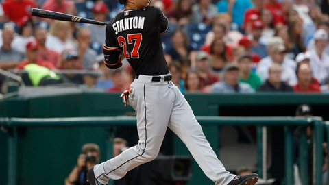 Four top Giants' prospects involved in latest Stanton deal