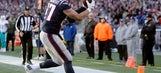NFL upholds Gronkowski's 1-game suspension for hit on White