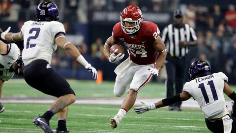 Oklahoma RB Rodney Anderson Will Not Be Charged With Rape