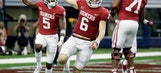 Oklahoma, Georgia headed to Rose Bowl for playoff semifinal