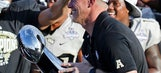 Fewer Distractions: Auburn locks in coach before Peach Bowl