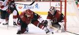 Wedgewood stops 27 shots, Coyotes beat Devils 5-0