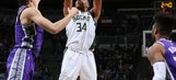 Antetokoumpo scores 33 points, Bucks beat Kings 109-104 (Dec 02, 2017)