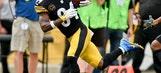 Antonio Brown active for Steelers vs Bengals with sore toe