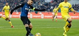 Inter captain Icardi in top form ahead of trip to Juventus