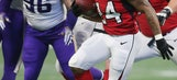 Falcons' offensive momentum derailed in loss to Vikings