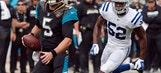 Campbell breaks Jaguars' sacks record in 30-10 win vs Colts