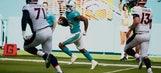 Dolphins end 5-game losing streak by beating Broncos 35-9 (Dec 03, 2017)