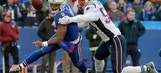 Bills face QB questions after Taylor hurt in loss to Pats