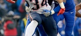 Gronk's hit on Tre'Davious White adds tension to Bills, Pats
