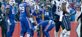 Bills QB Taylor has limited mobility in return to practice
